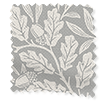 S-Fold William Morris Acorn Dove swatch image