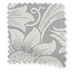 S-Fold William Morris Sunflower Silver Grey swatch image