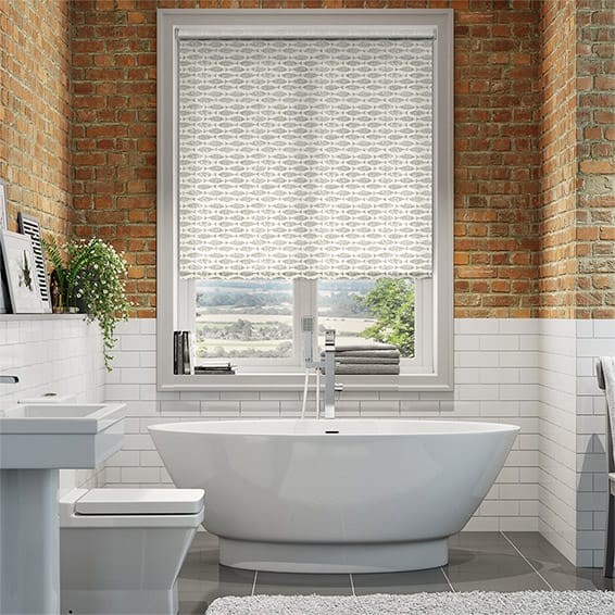 Samaki Neutral Roller Blind