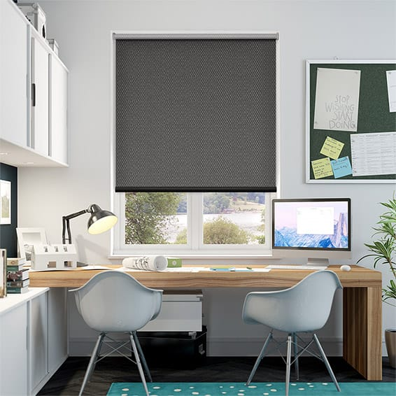 Tranquility Antelope Blockout Roller Blind