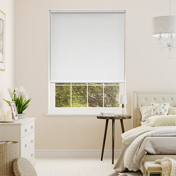 Tranquility Polar Blockout Roller Blind