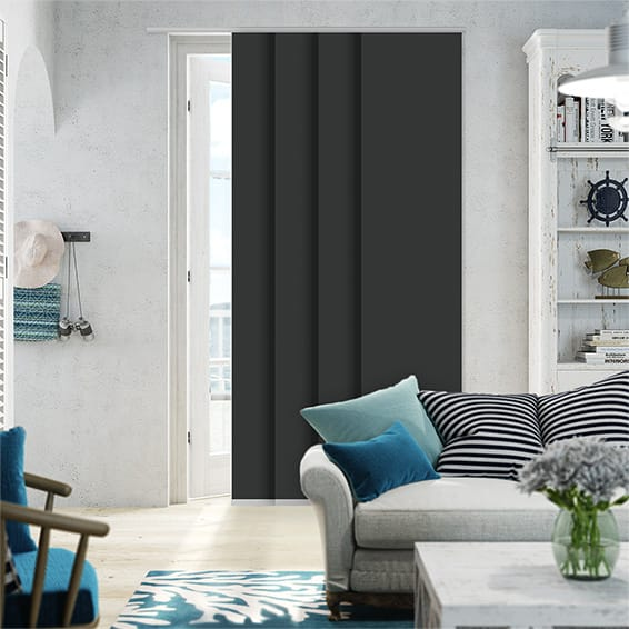 Serenity Ebony Panel Blind