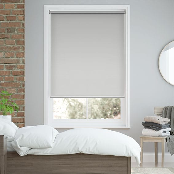 Solace Dove Roller Blind
