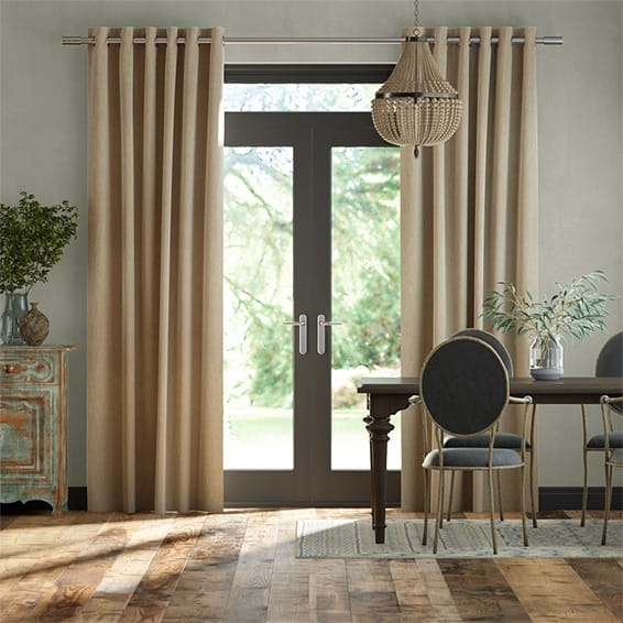 Troyes Barley Curtains