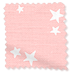 Twinkling Stars Candyfloss Pink Curtains slat image