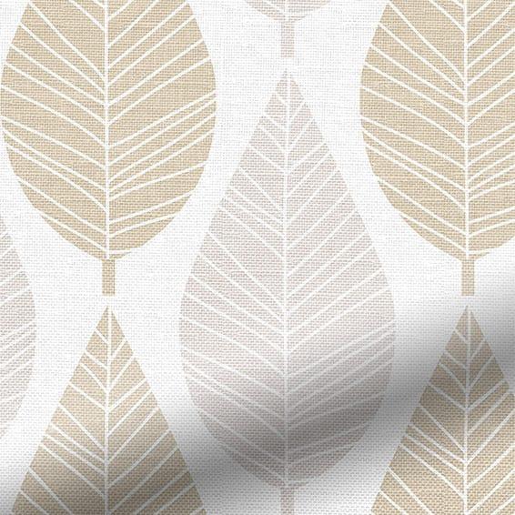 Winter Leaf Hazelwood Curtains Blinds Online